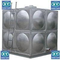 sus 304 stainless steel water tank
