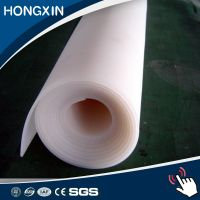 Oil/heat resistant silicone rubber/EPDM/SBR/NBR/neoprene/viton/NR floor/table silicone rubber sheet