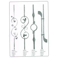 wrought iron products,forged bar,