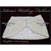Fur wedding shawls from manufacturer
