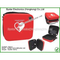 AED defibrillator soft carrying case medical protective case hard EVA anti-shock case thumbnail image