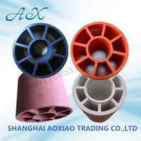 Shanghai Aoxiao mainly produces small plastic tube core for bill rolls, plastic plug baffle, automat thumbnail image