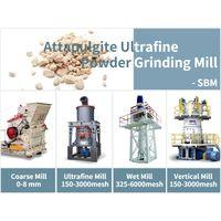 Attapulgite Ultrafine Powder Grinding Mill thumbnail image