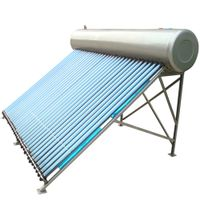 Intergrated/Compact Pressurized Solar Water Heater thumbnail image
