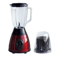 Blender / multi-function blender / 2 in 1 blender / blender with nuts grinder attachment / ice-crush thumbnail image