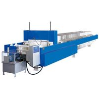 Outsanding  high level automatic Membrane Filter Press In Oil Industry
