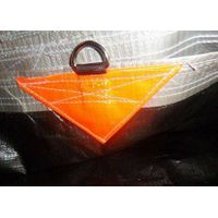 Exporting D-ring sliver tarpaulin with UV treated