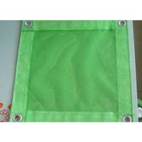 PVC coating scaffold net/ Flame Resistant Fabric thumbnail image