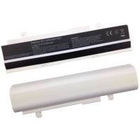 Laptop Battery For Asus Eee PC 1015B 1016P 1215B VX6 A32-1015 PL32-1015 White
