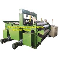 1600mm PLC control shuttleless weaving mesh machine for stainless steel wire mesh