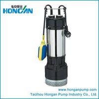 Three impeller submersible pump