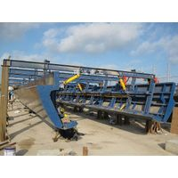 U beam moulds, U girder formwork for railway elevated line construction