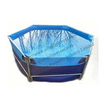 Portable PVC oil tank from Evergreen Properity in Chinese(Qingdao Singreat) thumbnail image