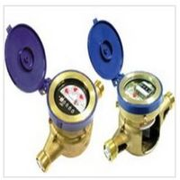Tangent Impeller Multi Jet Dry Wet Type Backflow preventive Water Meter