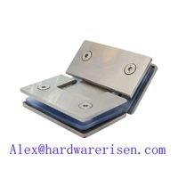 Stainless steel bathroom hinge RS803