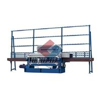 CSQ-10A Glass Straight LIne Front-Beam-Lifting Beveling Machine
