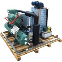marine ice machine High Reliability and Low Breakdown Rate