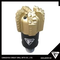 GREAT GS1905TZ Steel Body PDC Drill Bit