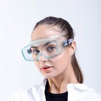 2020 Fashion fast delivery safety goggles anti fog anti blue light eye protector protective goggles thumbnail image