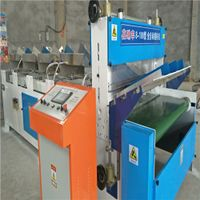 Automatic gear case machine