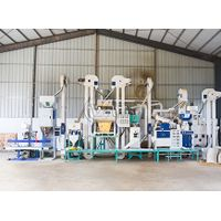 Modern 25T/D Rice Mill Plant for Sale thumbnail image