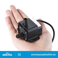 Quiet DC 12V Waterproof Brushless Submersible Water Amphibious Pumps for Fish Tank thumbnail image