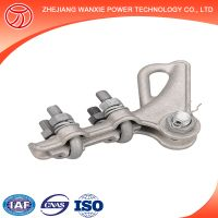 Dead End Clamp Adss Cable Tension Clamp For Pole Line Hardware Fitting thumbnail image