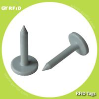 New shape RFID Nail Tag for wooden tracking (GYRFID)