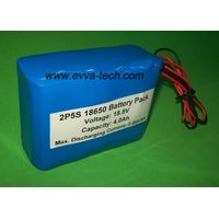 Battery Pack with 18650 18.5V 4400mAh 5S2P thumbnail image