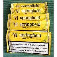 Springfield Yellow rolling tobacco with Paypal accepted