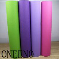 Single color TPE yoga mat wholesale China thumbnail image