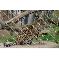 Flexible X-Tend Inox Wire Rope Mesh For Animal Enclosure Fence thumbnail image