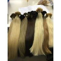 F-tip hair extension best sell dark colors bombre newest products thumbnail image