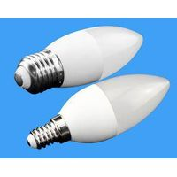 Led decoration candle lamp 7W, E27 or E14 are available