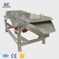 Air-cooled linear vibrating screen,Vibrating Filter Screen Machine Made In China