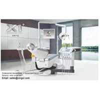 Foshan Cingol humanized dental unit chairs dental equipment X1 plus