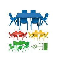 Kindergarden Kids home furniture Children Plastic Table