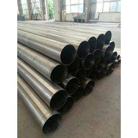 titanium welded pipe