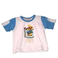 baby knitted T-shirts, boy's jersey, babies cotton blouse