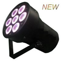LED Mini Par 7x10W 4IN1