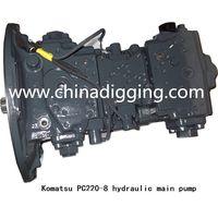 Komatsu PC220-8 hydraulic pump thumbnail image