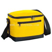 600D polyester cooler bag