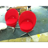 Panton coin chair from 5 story factory directly