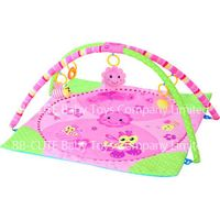Flower dance baby play mat