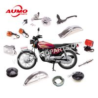 High quality CG125 motorcycle Parts Front and Rear Shock Absorber thumbnail image