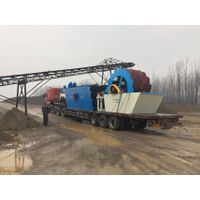 YA1230 Circular Vibrating Screen Machine