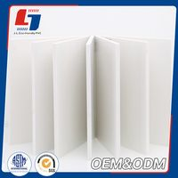 expanded pvc sheet White foam sheets foam board