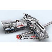 Portable Combined Crushing Plant
