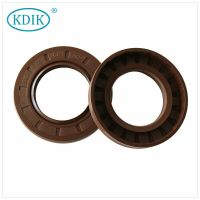 Shaft Oil Seal TC Type Size Rubber Covered Double Lip NBR FKM thumbnail image