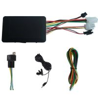 GPRS/GPS Vehicle Tracker with SOS Alarm, ACC Wire and GSM850/900/1,800/1,900MHz Frequency